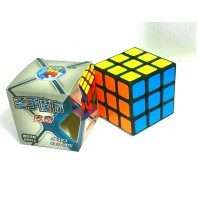 Shengshou Legend 3x3x3 Magic Cube. Black Base