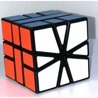 CUBE SQUARE 1 SQ1 Schwarz Basis