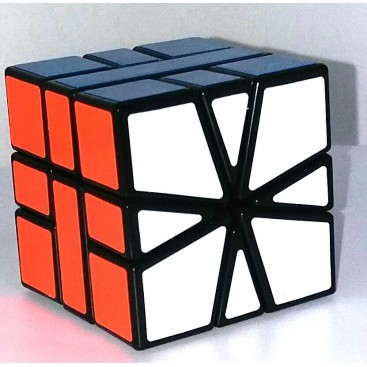 CUBE SQUARE 1 SQ1 BASE NOIR