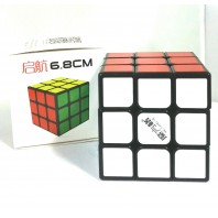 QiYi Qihang 3x3x3 Magic Cube 68mm. Base Branca