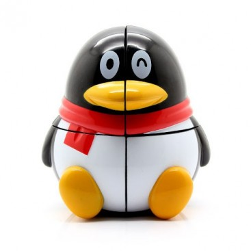 Penguin Boy 2x2x2 Magic Cube