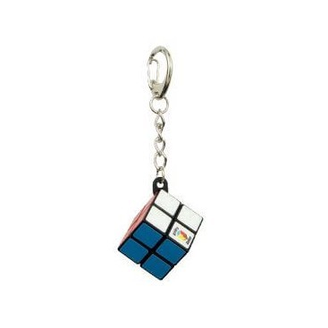 Magic Cube 2x2 Keychain