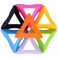 Bolsa Preta de Veludo para Cubos Mágicos