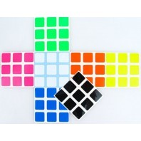 Ultraviolet 3x3 Stickers Standard Set