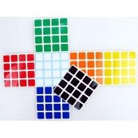 Stickers Moyu 4x4  Weisu