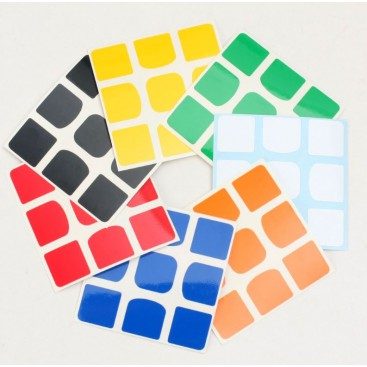 Z-Stickers for Master Skewb Cube
