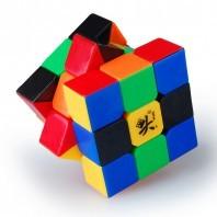 Dayan V Zhanchi 3x3x3 Stickerless 6-Colores Negro