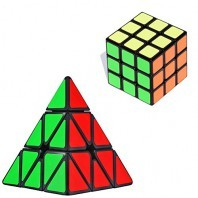 Packs Ahorro Piramide +2x2+3x3
