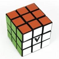 V-Cube 3 Flat Magic Cube. Black Base