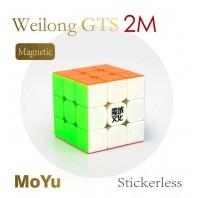 MoYu 3x3x3 Weilong GTS V2 Magnetic Stickerless