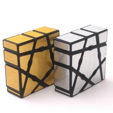 NINJA Fantôme Cube 3x3 COULEURS TRANSPARENTES