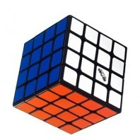 QiYi Qihang 4x4x4 Magic Cube. Black Base