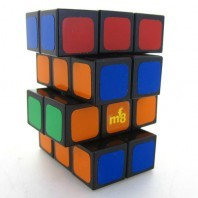 HUB mf8 BASE Black 2 x 3 x 4.