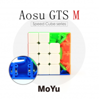 MoYu Aosu GTS Magnetico Stickerless