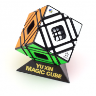 YUXIN Pink Monochrome 3x3x3 Magic Cube