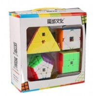 Initiation beaucoup Speedcubing 3 CUBES