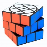2 x 3 RUBIK cube branco BASE
