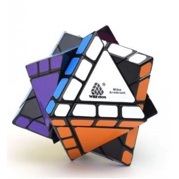 WitEden Super 3x3x6 II. Super Crazy 336 Cube White Base