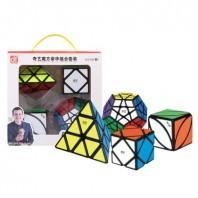 Lote Speed Cubing Megaminx ,Skewb, Square-1, Pyraminx