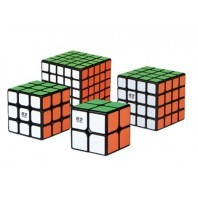 Pack Qiyi: Iniciacion Speed Cubing