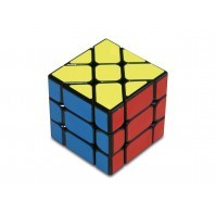 YJ Fisher 3x3x3 Cubo Mágico. Base Negra