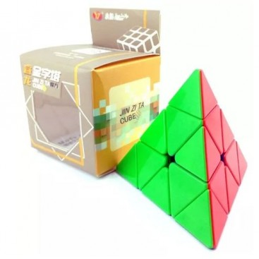 YJ RUILONG PYRAMINX STICKERLESS