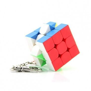 Moyu Keychain 3x3 stickerless 40mm