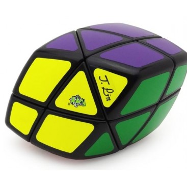 LanLan 4x4 Dodecahedron Super Mask. Black Base