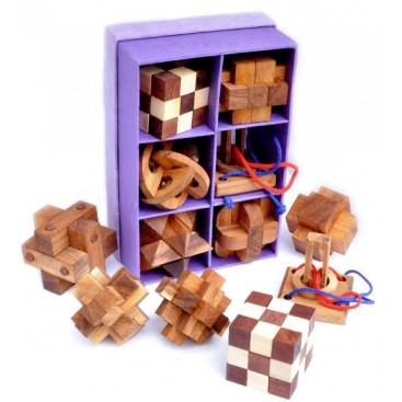 Cubo mágico 2 x 2 Oriente-brilho