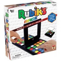 RUBIK'S RACE. THE CAREER OF RUBIK. FACE TO FACE RUBIK'S ORIGINAL.