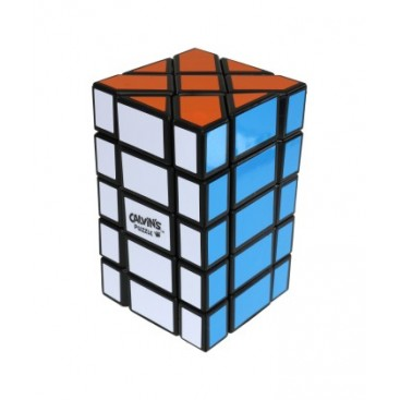 Calvin's 3x3x5 Magic Cuboid. Black Base