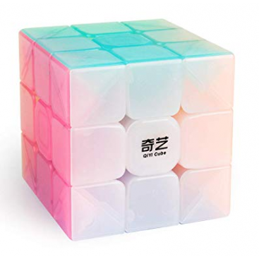 QIYI JELLY 3X3 STICKERLESS