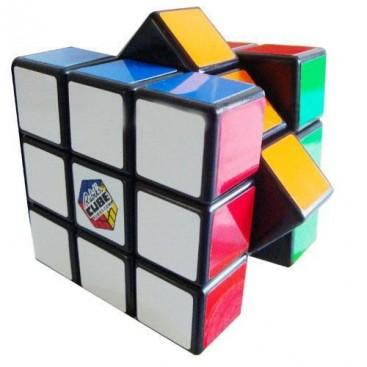 Cubo de Rubik's 3x3 Original. Rubik 3x3x3 con su caja.