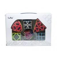 Lot Z-Cube Cubi in fibra di carbonio 5