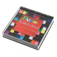 Rubik's Sudoku. Pieces and Board