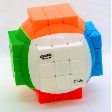 CALVIN´S TONY BALL IN CUBE