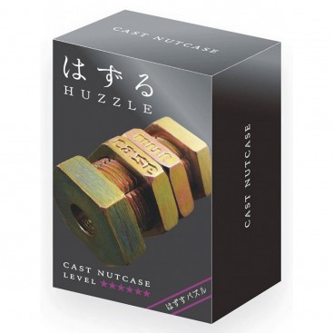 HANAYAMA CAST NUTCASE