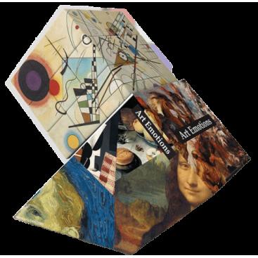 V-cube 3 Flat Kadinsky