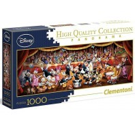 PUZZLE 1000 TEILE DISNEY-ORCHESTER-PANORAMA
