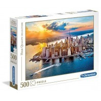 PUZZLE 500 PIECES COLLECTION NEW YORK