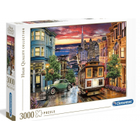 PUZZLE 3000 PIECES COLLECTION SAN FRANCISCO