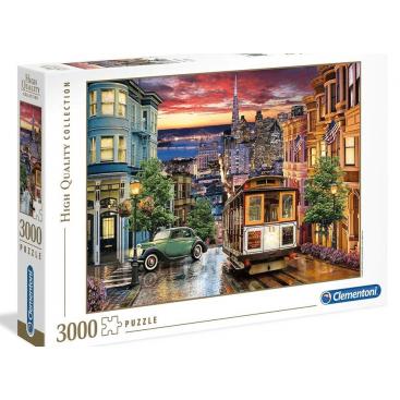 PUZZLE 3000 PIECES COLLECTION SAN FRANCISCO