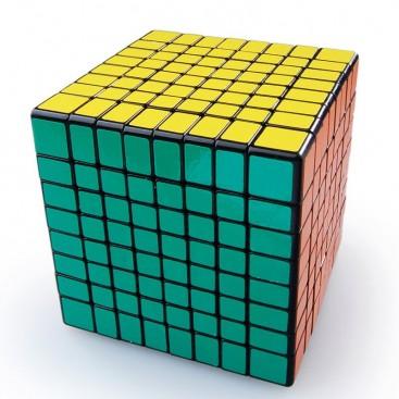 Shengshou 8x8 Magic Cube. Black Base