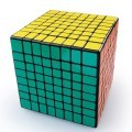 Shengshou 8x8 Magic Cube. Black Base