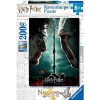 HARRY POTTER PUZZLE 200 PZ XXL PREMIUM
