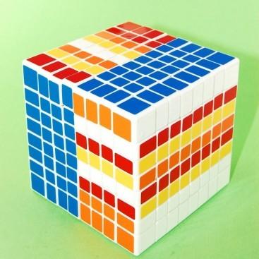 Shengshou 8x8 Cubo Mágico. Base Blanca