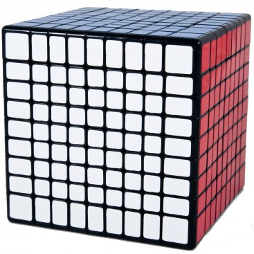Shengshou 9x9 Magic Cube. Black Base