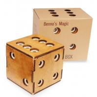 BOX LABIRINTO DI LEGNO