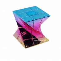 Twisty 3x3 Unequal Electric