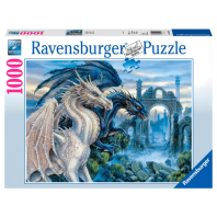 PUZZLE MYSTIC DRAGONS 1000 PCS